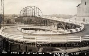 Spiral Bridge - Hastings, Minnesota