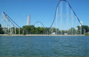 Millenium Force Gigacoaster