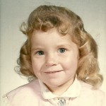 Allyn about 5 years old