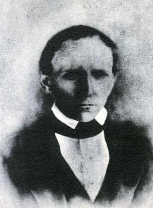 Rev Absolom K Barr