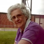 Aunt Evelyn Hushman