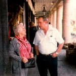 Grandma Byer and Uncle Larry in New Orleans
