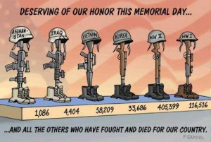 Memorial Day Honor Roll