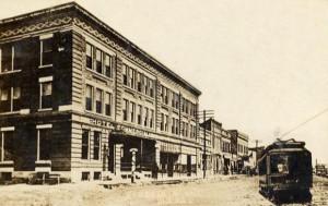 Forsyth, Montana Cable Car