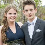 Julia and James