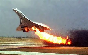 Crash of the Concorde