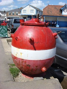 British Sea Mine