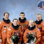 STS 26 crew