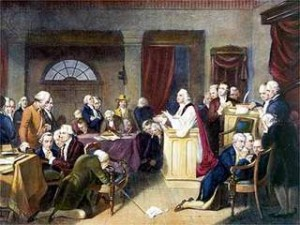 The First Constitutional Congress