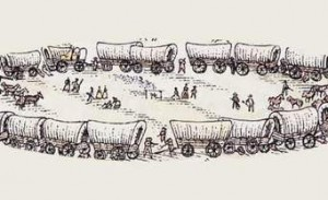 Wagon train 3