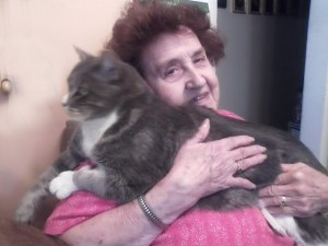 Mom & Lewie