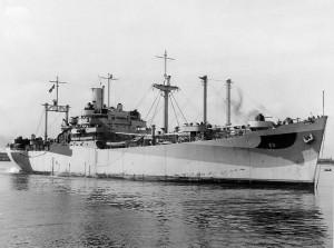 USS Mount Hood