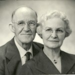 Edgar and Nellie DeGood Knox