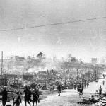 Devastation of Tokyo