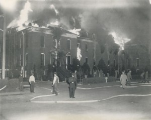 St Anthony's fire 1