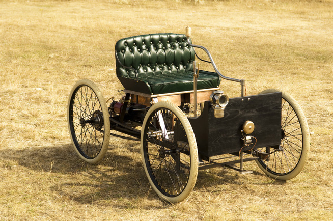 How Fast Was Henry Ford Quad Car