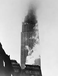 b-52 empire state building crash