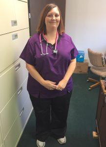 Nurse Corrie