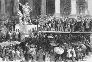 polk-inauguration