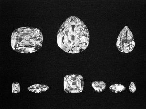 Cullinan diamonds nine largest