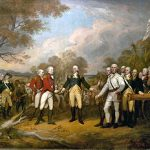 General Burgoyne's surrender